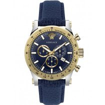 Versace VEV800219 Sporty chronograph men`s 44mm 5ATM