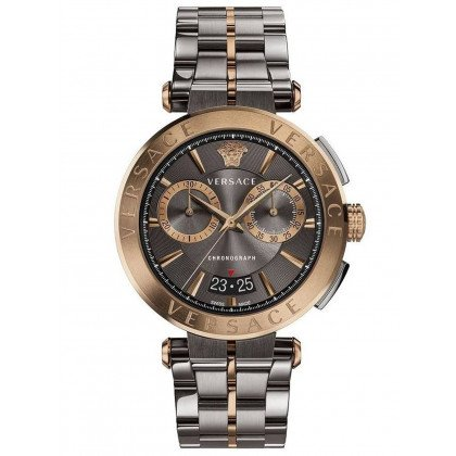Versace VE1D00619 AION Chronograph 45mm 5ATM