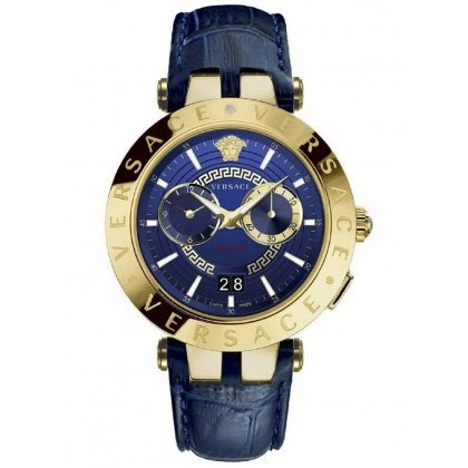 Versace VEBV00219 V-Race Men's 45mm 5ATM