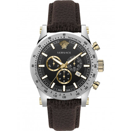 Versace VEV800119 Sporty chronograph men`s 44mm 5ATM