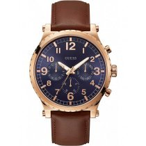Guess W1215G1 Arrow men`s 46mm 3ATM