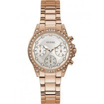 Guess W1293L3 Gemini ladies 36mm 3ATM