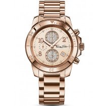 Thomas Sabo WA0192-265-208 ladies chrono 40mm 10ATM