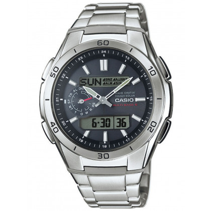 CASIO WVA-M650D-1AER Radio Controlled Solar 44mm 10 ATM