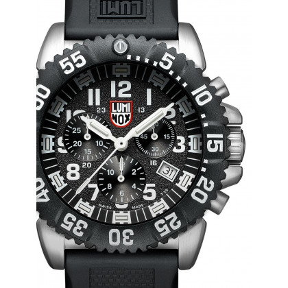 Luminox XS.3181.L Giant Navy Seal Colormark Chronograph 44mm 20 ATM
