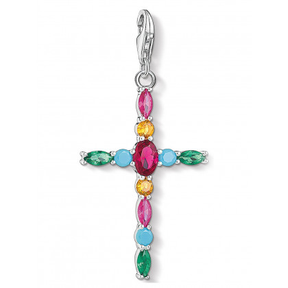 Thomas Sabo Y0044-965-7 Charm Pendant cross