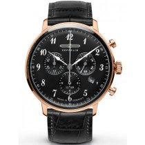 Zeppelin Hindenburg 7084-2 Chronograph Men's 40 mm