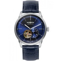 Zeppelin Flatline 7364-3 Men's Automatic 40 mm 50M