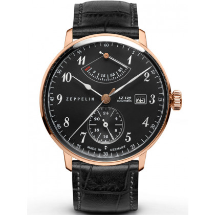 Zeppelin Hindenburg 7064-2 Automatic Men's 40 mm