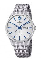 Festina F20204/1 retro day-date men`s 41mm 5ATM
