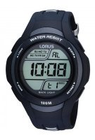 Lorus R2305EX9 Men's Digital-Watch 10 ATM 45 mm