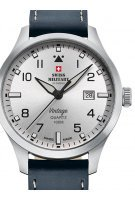 Swiss Military SM34078.06 men´s watch 43mm 10ATM