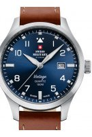 Swiss Military SM34078.07 men´s watch 43mm 10ATM