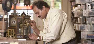 Repair service for large clocks